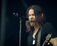 Alterbridge @ RAF 2014