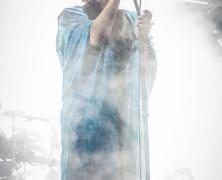 Massive Attack live @ Abbaye de Neumünster