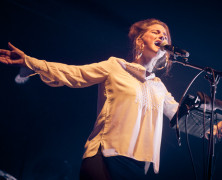 Selah Sue live at The Rockhal