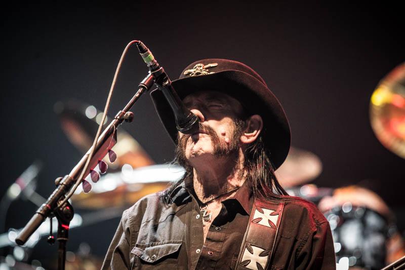 Motörhead live at The Rockhal