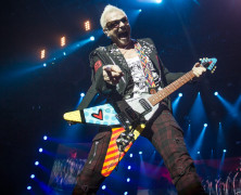 Scorpions live at The Rockhal