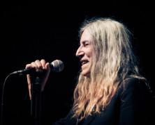 Patti Smith live at The Rockhal