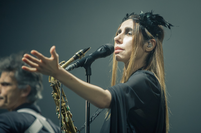 PJ Harvey at The Rockhal