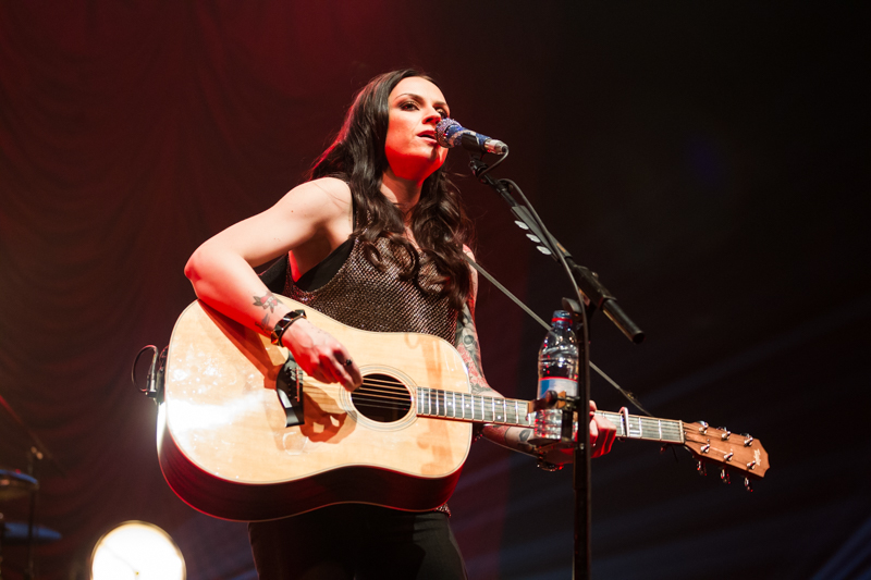 Amy McDonald live at The Rockhal