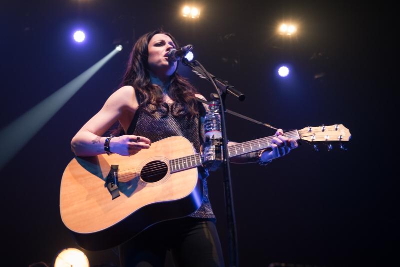 Amy McDonald live at The Rockhal