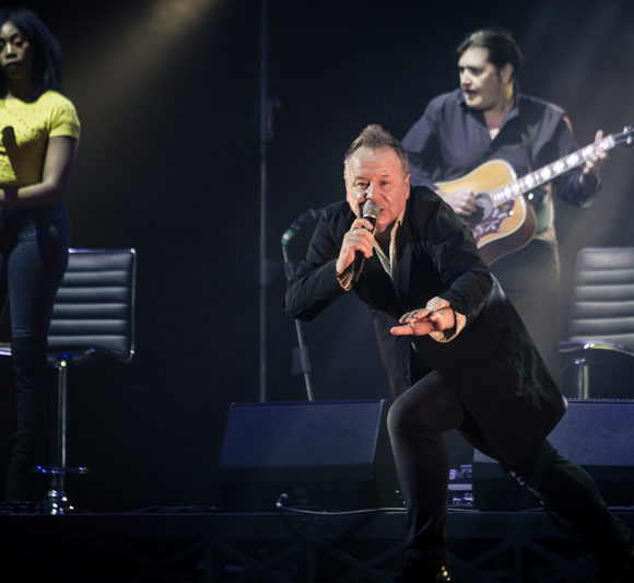 Simple Minds live @ The Rockhal