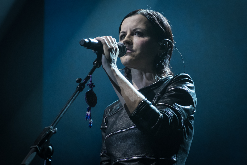 The Cranberries live at The Rockhal