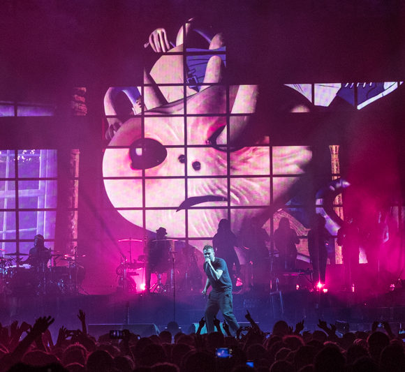 Gorillaz at The Rockhal